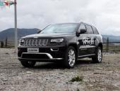 Jeep大切诺基优惠10万元 店内少量现车
